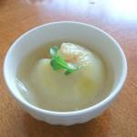 まんまるオニオンスープ