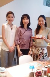 TSUTAYA薬膳茶ワークショプ
